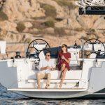 lupo di mare sailing yacht in Greece